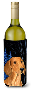 Buy this Starry Night Dachshund Wine Bottle Beverage Insulator Beverage Insulator Hugger
