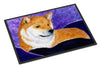 Shiba Inu Indoor or Outdoor Mat 24x36 Doormat - the-store.com