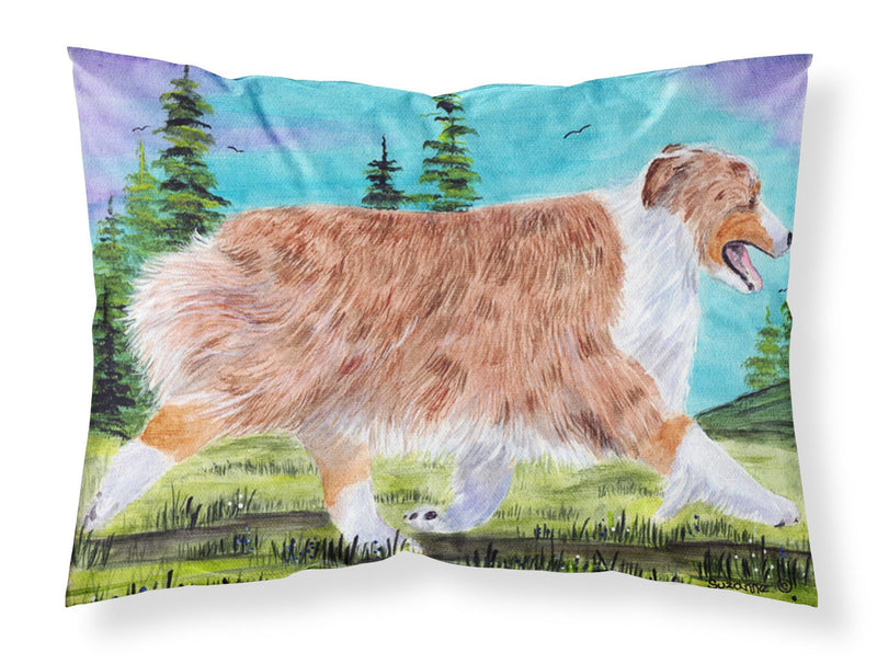 Buy this Australian Shepherd Moisture wicking Fabric standard pillowcase