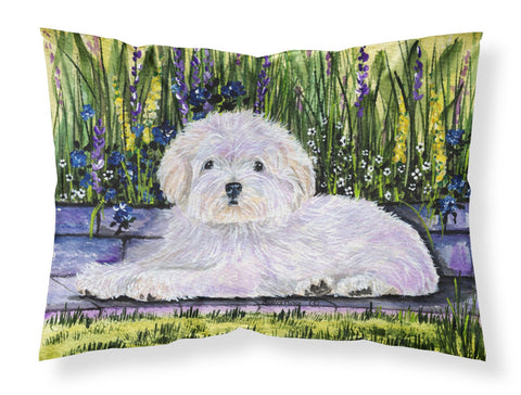 Buy this Coton de Tulear Moisture wicking Fabric standard pillowcase