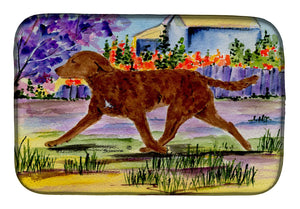 Buy this Chesapeake Bay Retriever Dish Drying Mat SS8435DDM