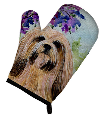 Buy this Lhasa Apso Oven Mitt SS8436OVMT
