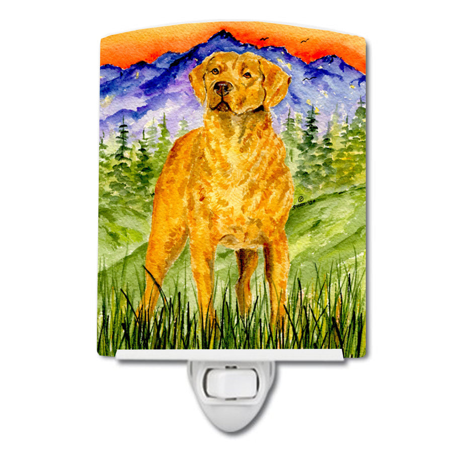 Buy this Chesapeake Bay Retriever Ceramic Night Light SS8449CNL