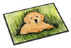Golden Retriever Indoor or Outdoor Mat 24x36 Doormat - the-store.com