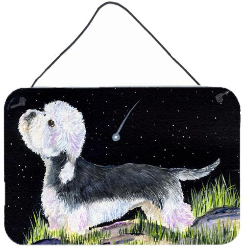 Buy this Starry Night Dandie Dinmont Terrier Indoor Wall or Door Hanging Prints