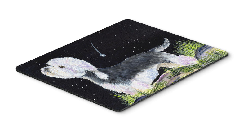 Buy this Starry Night Dandie Dinmont Terrier Mouse pad, hot pad, or trivet