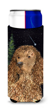 American Water Spaniel Ultra Beverage Insulators for slim cans SS8510MUK by Caroline's Treasures