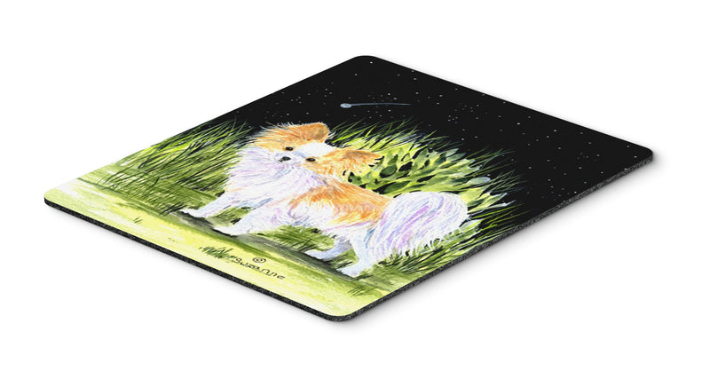 Buy this Starry Night Chihuahua Mouse Pad, Hot Pad or Trivet