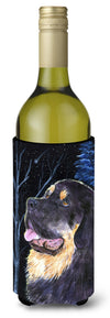 Buy this Starry Night Tibetan Mastiff Wine Bottle Beverage Insulator Beverage Insulator Hugger SS8552LITERK