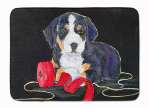 Buy this Entlebucher Mountain Dog Machine Washable Memory Foam Mat SS8566RUG