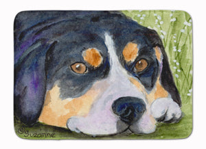 Buy this Entlebucher Mountain Dog Machine Washable Memory Foam Mat SS8596RUG
