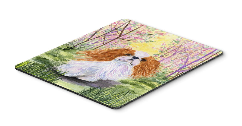 Buy this English Toy Spaniel Mouse Pad, Hot Pad or Trivet