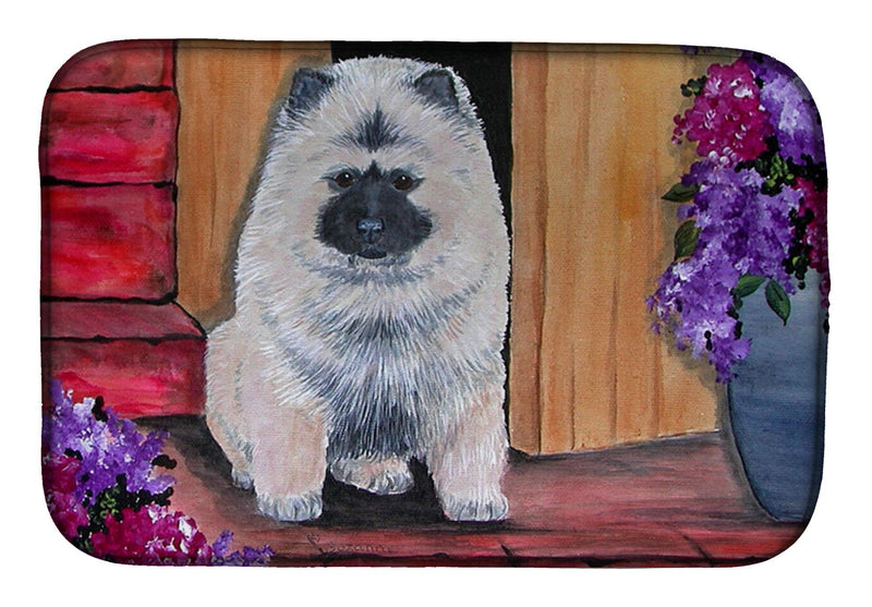 Buy this Keeshond Dish Drying Mat SS8622DDM