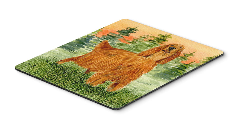 Buy this Irish Setter Mouse Pad, Hot Pad or Trivet