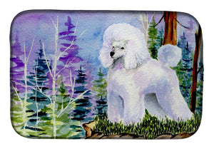 Buy this Poodle Dish Drying Mat SS8639DDM