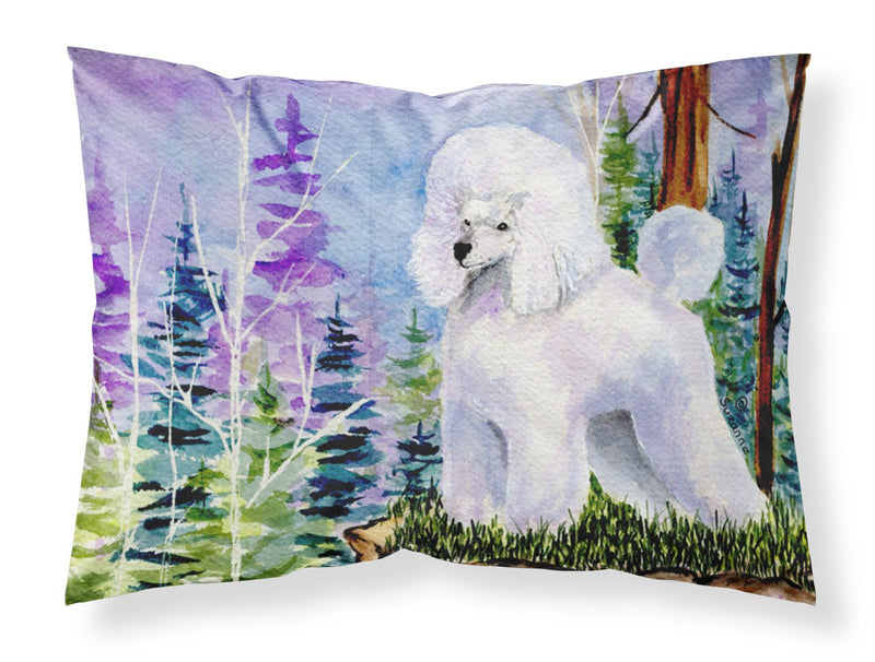 Buy this Poodle Moisture wicking Fabric standard pillowcase