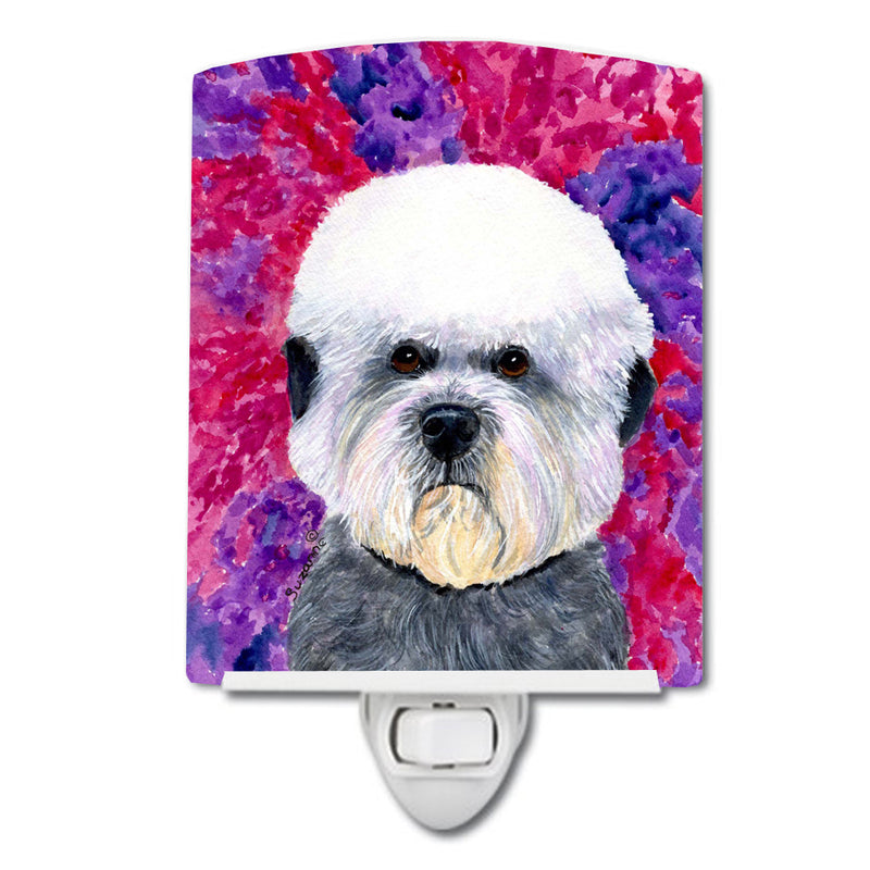Buy this Dandie Dinmont Terrier Ceramic Night Light SS8656CNL
