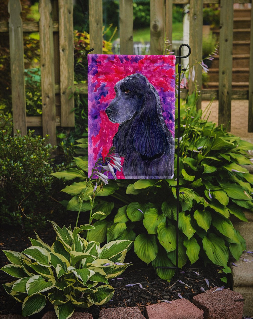 Cocker Spaniel Flag Garden Size by Caroline's Treasures