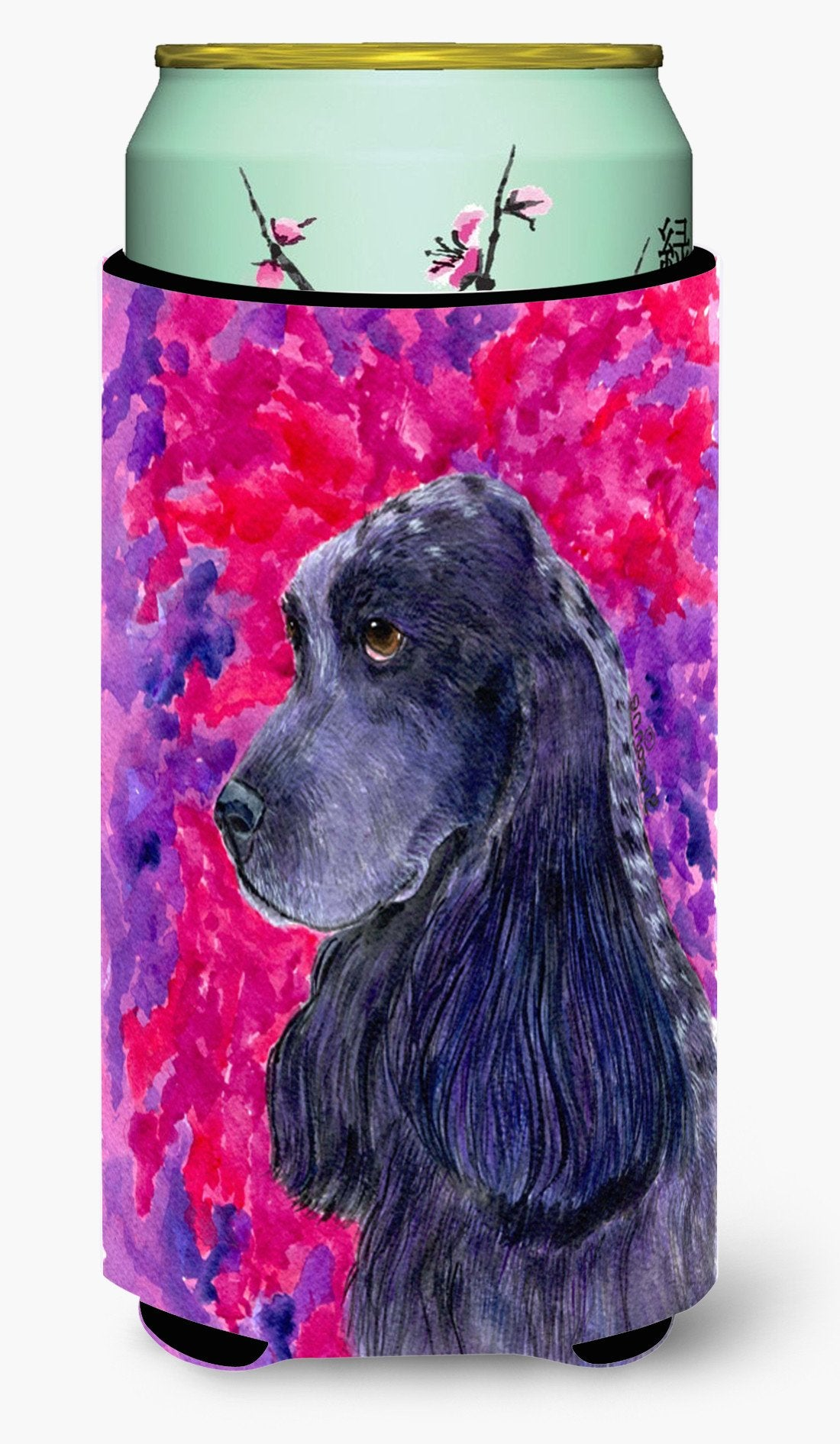 Cocker Spaniel  Tall Boy Beverage Insulator Beverage Insulator Hugger by Caroline's Treasures