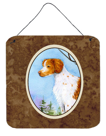 Buy this Setter Aluminium Metal Wall or Door Hanging Prints