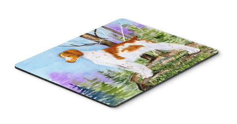 Buy this Setter Mouse pad, hot pad, or trivet
