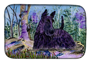 Buy this Scottish Terrier Dish Drying Mat SS8666DDM