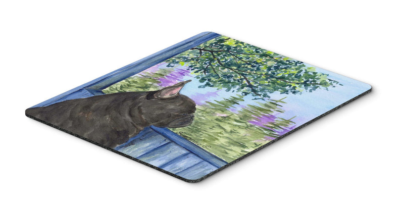 Buy this French Bulldog Mouse Pad, Hot Pad or Trivet