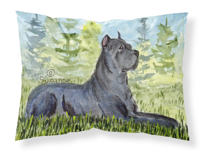 Buy this Cane Corso Moisture wicking Fabric standard pillowcase
