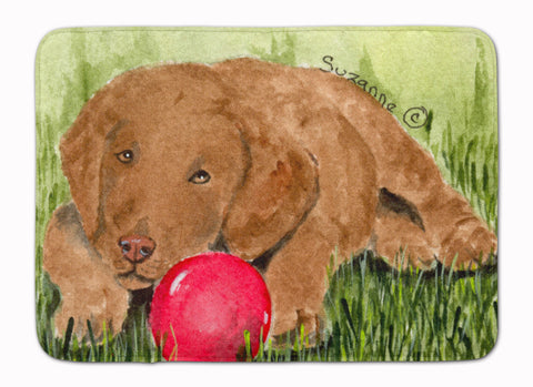 Buy this Curly Coated Retriever Machine Washable Memory Foam Mat SS8684RUG