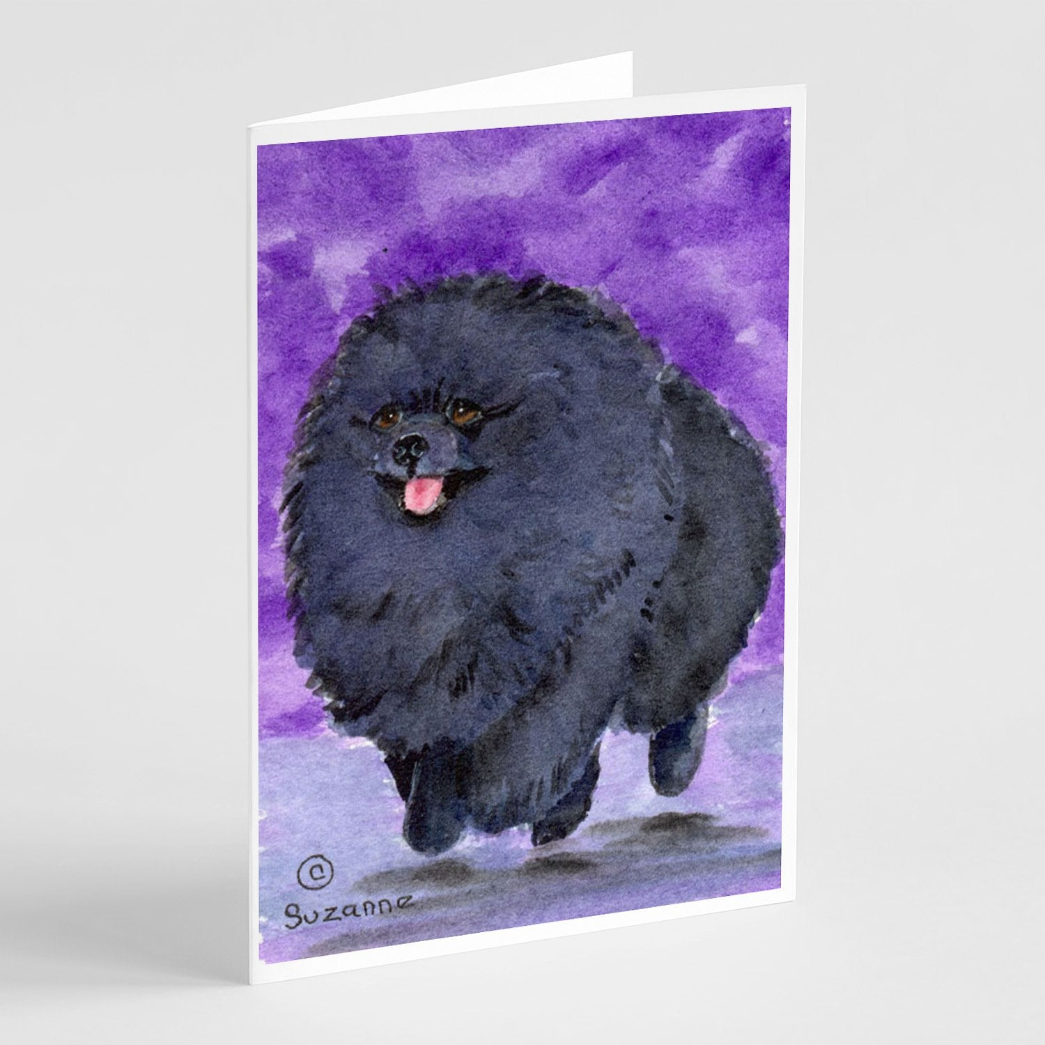 Buy this Pomeranian Greeting Cards and Envelopes Pack of 8
