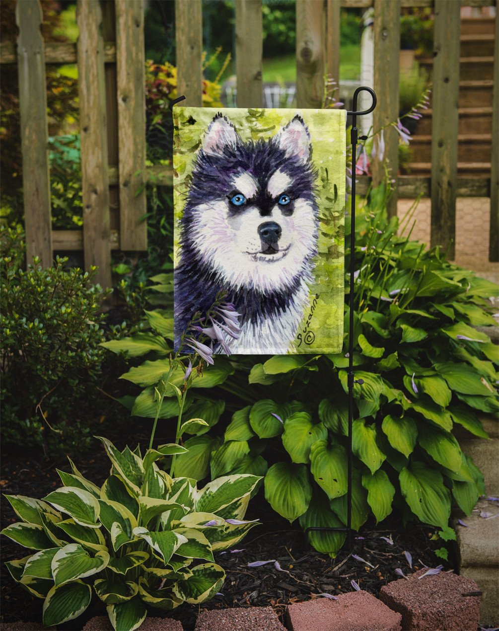 Klee Kai Flag Garden Size by Caroline's Treasures