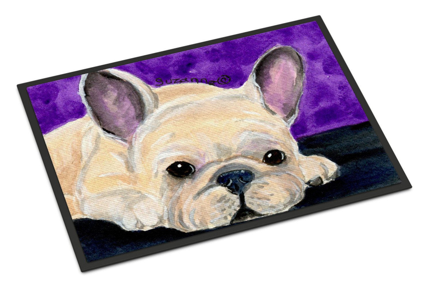 French Bulldog Indoor or Outdoor Mat 18x27 Doormat - the-store.com