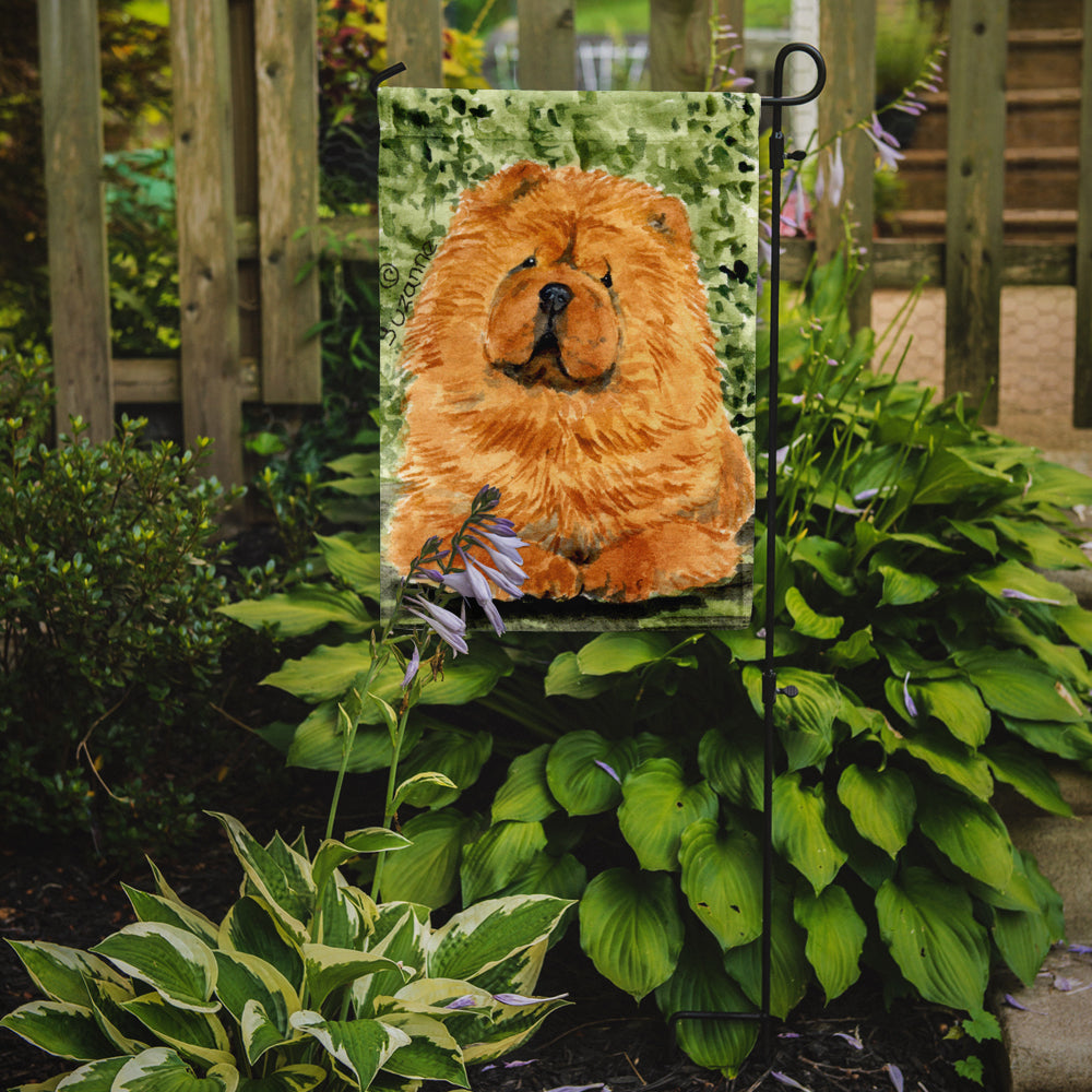 Chow Chow Flag Garden Size - the-store.com
