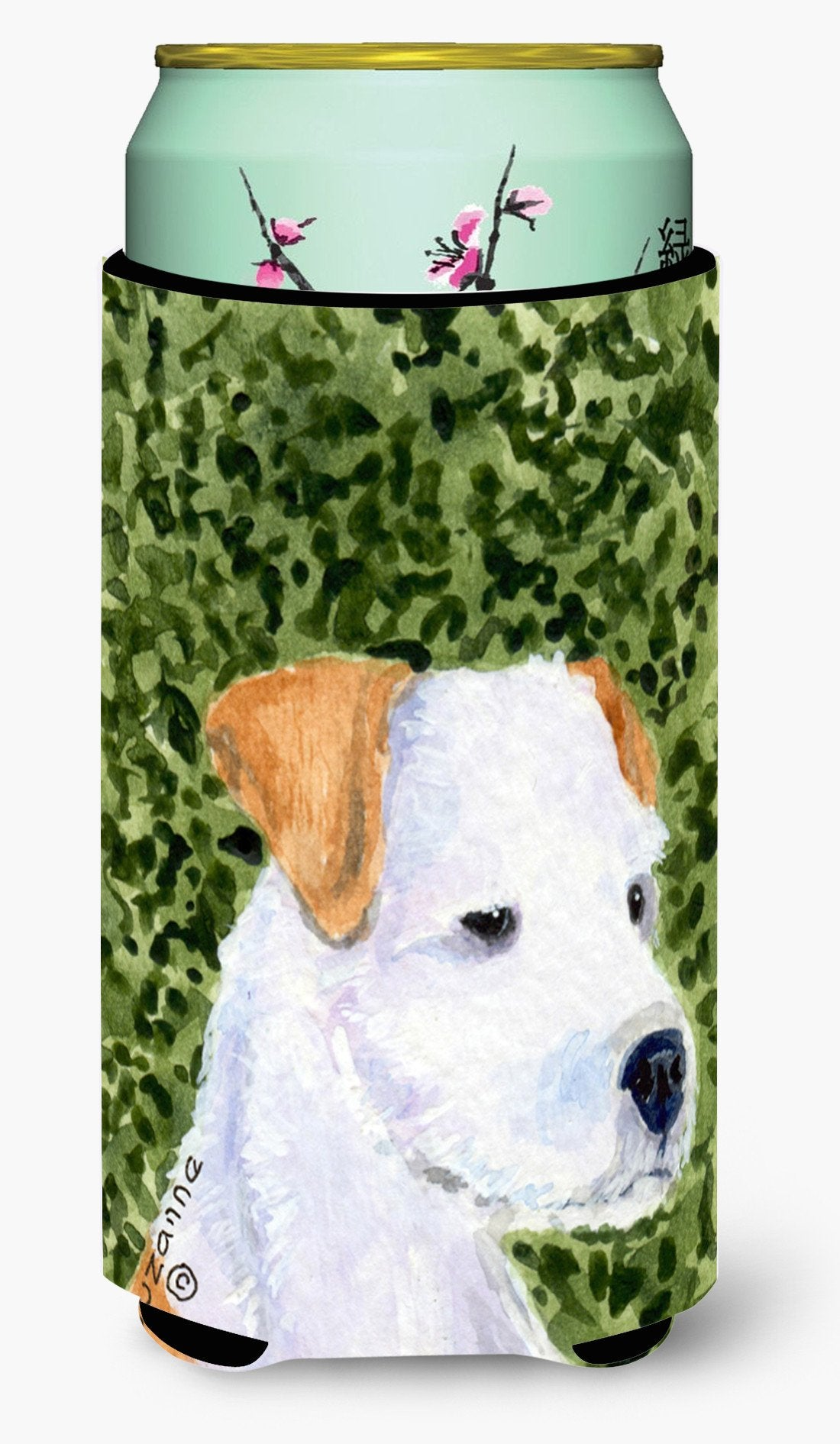 Jack Russell Terrier  Tall Boy Beverage Insulator Beverage Insulator Hugger by Caroline's Treasures