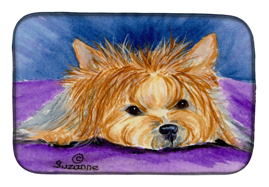 Buy this Yorkie Dish Drying Mat SS8749DDM
