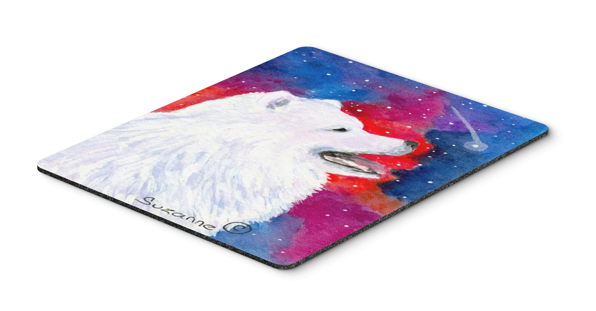 Buy this Samoyed Mouse Pad / Hot Pad / Trivet