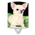 Chihuahua Ceramic Night Light SS8789CNL by Caroline's Treasures
