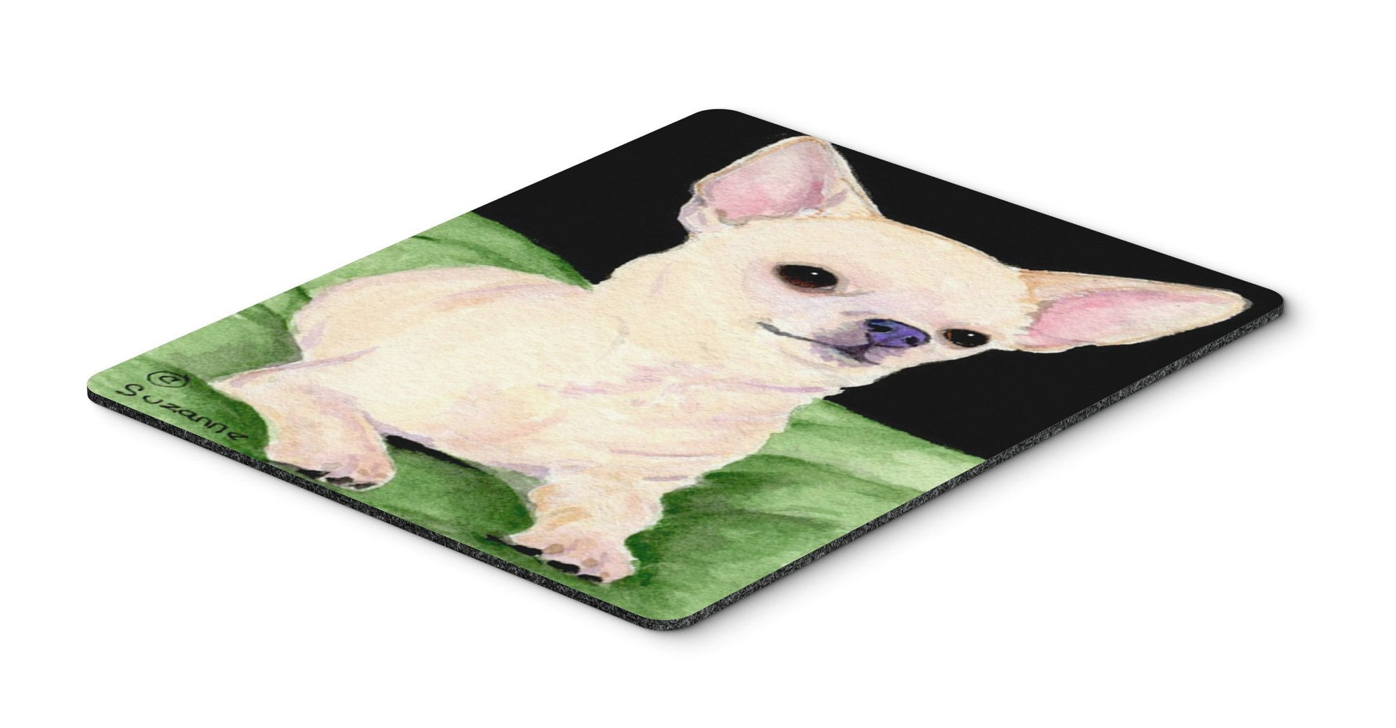 Chihuahua Mouse Pad / Hot Pad / Trivet by Caroline's Treasures