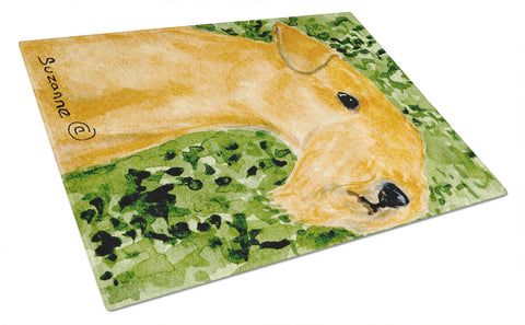 Buy this Lakeland Terrier Glass Cutting Board Large