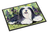 Bearded Collie Indoor or Outdoor Mat 24x36 Doormat - the-store.com