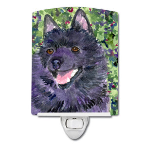 Buy this Schipperke Ceramic Night Light SS8822CNL