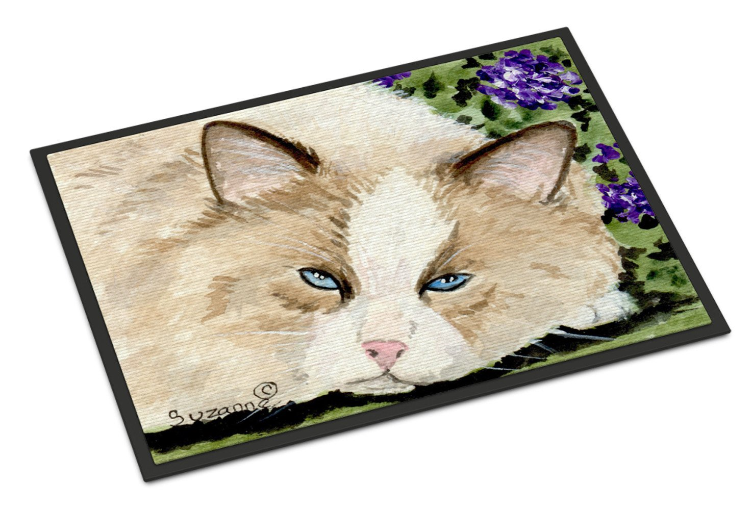 Cat Indoor or Outdoor Mat 24x36 Doormat - the-store.com