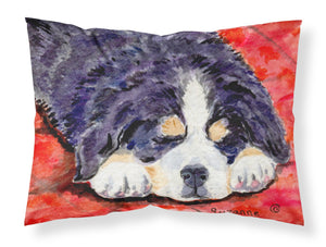Buy this Bernese Mountain Dog Moisture wicking Fabric standard pillowcase