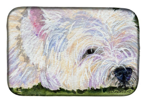 Buy this Westie Dish Drying Mat SS8831DDM