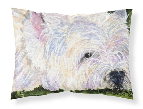 Buy this Westie Moisture wicking Fabric standard pillowcase