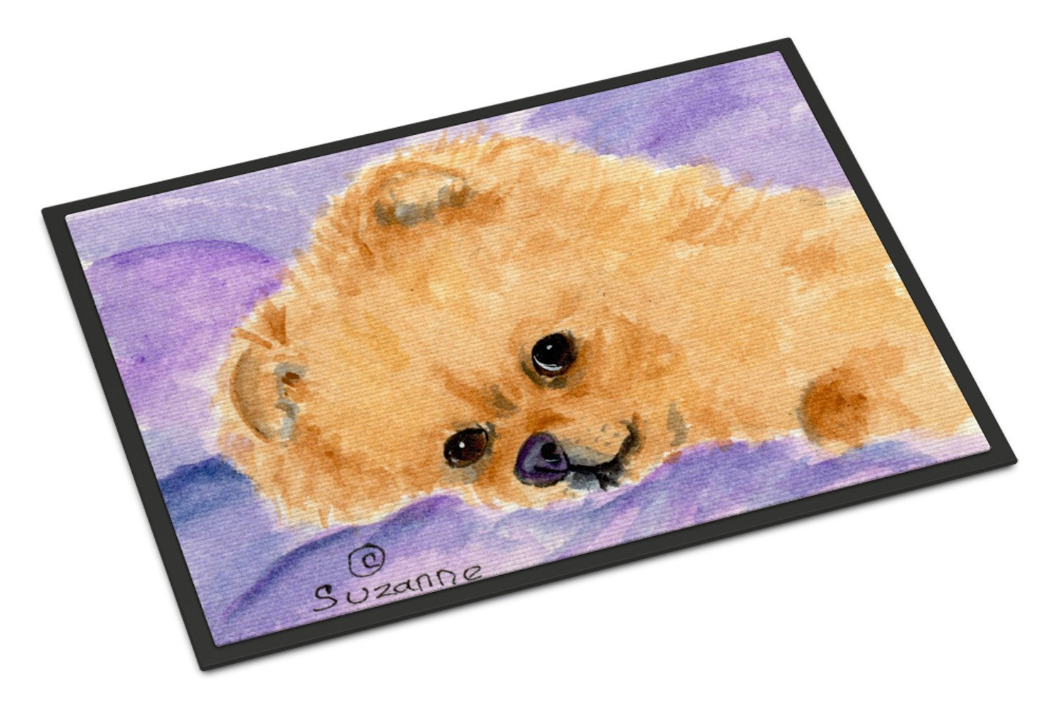Pomeranian Indoor or Outdoor Mat 24x36 Doormat - the-store.com
