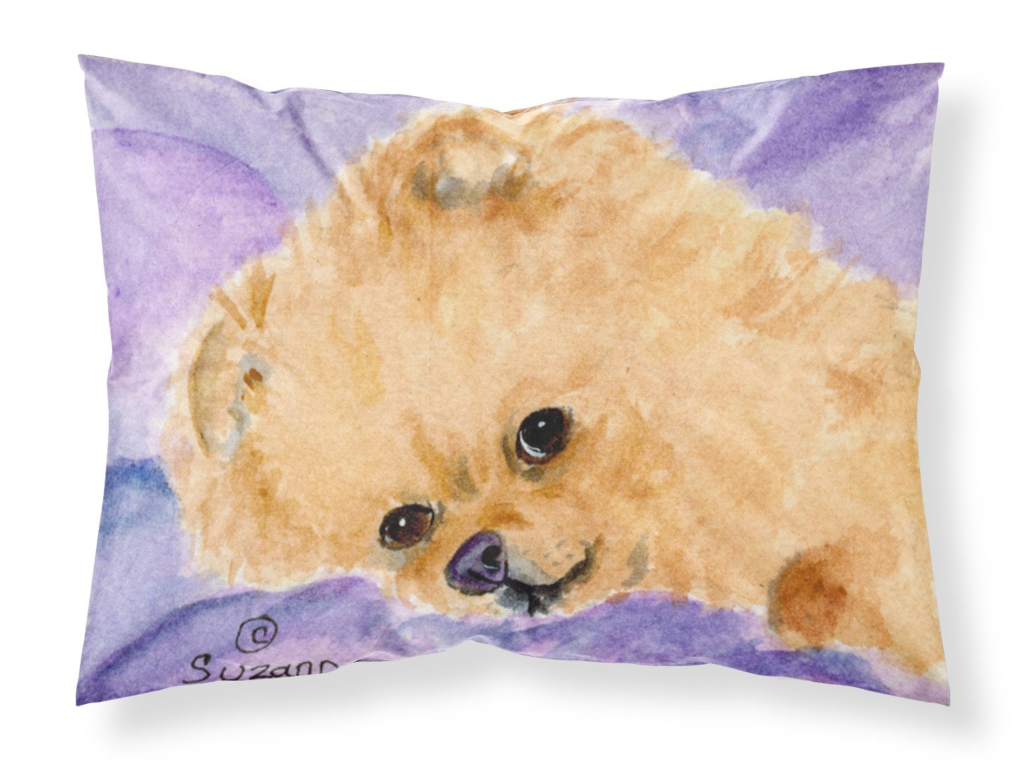 Buy this Pomeranian Moisture wicking Fabric standard pillowcase