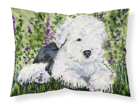 Buy this Old English Sheepdog Moisture wicking Fabric standard pillowcase