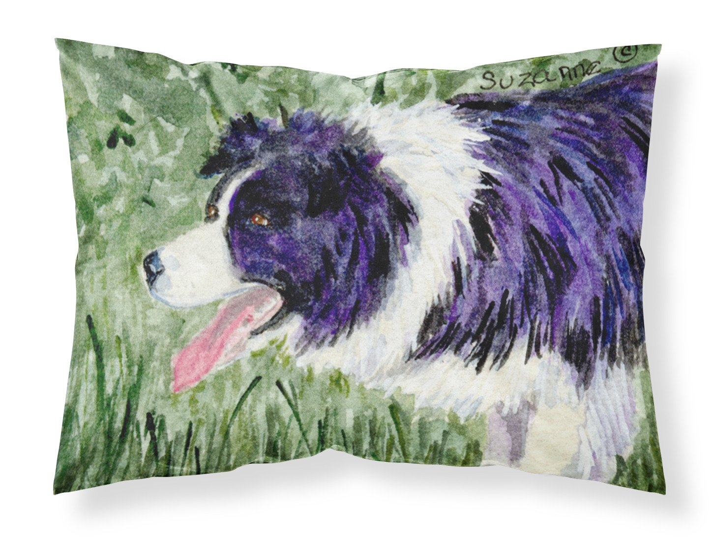 Buy this Border Collie Moisture wicking Fabric standard pillowcase