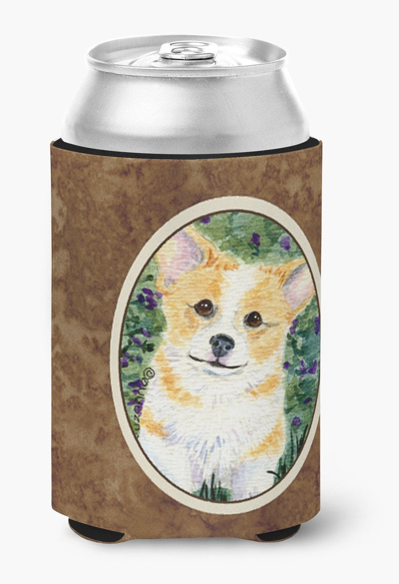 Corgi Can or Bottle Beverage Insulator Hugger - the-store.com